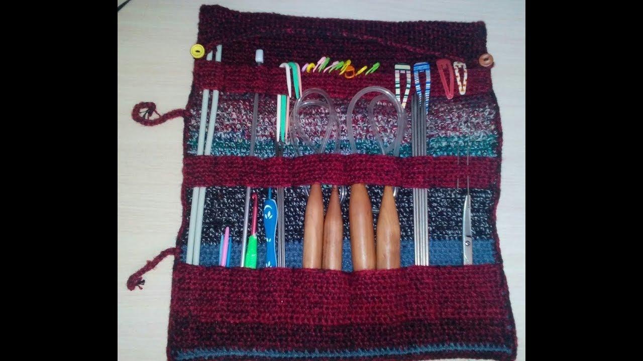Как хранить спицы для вязания 33