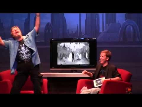 A Conversation with Mark Hamill - FULL Show - Disney's Star Wars Weekends Jun 6 2014