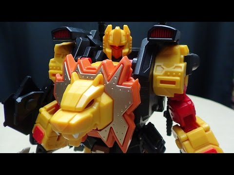 Mastermind Creations LEO DUX (Razorclaw): EmGo's Transformers Reviews N' Stuff