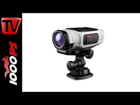 Garmin Virb   Action Camera mit GPS und HUD-Overlay