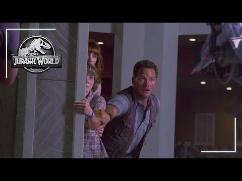 Jurassic World: Final Battle (Behind the Scenes)
