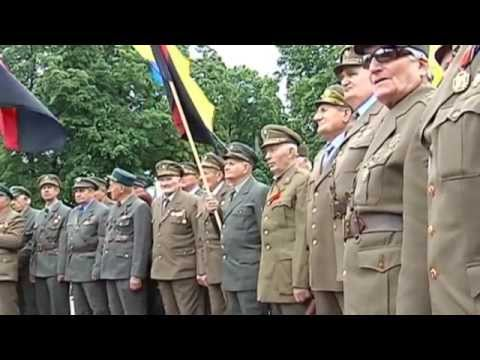 Ukraine Nationalists Mark Heroes Day: Lviv residents honour fighters for Ukraine's independence