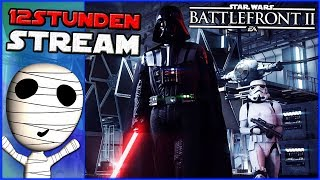 12 Stunden Stream! 2/4 🔴 Mario Kart 8 & Star Wars Battlefront 2 // PS4 Livestream