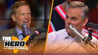Ric Bucher explains what Kawhi will consider when he makes his FA decision | NBA | THE HERD