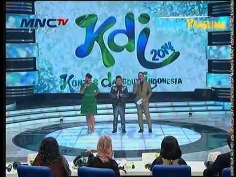 Konser Dangdut KDI 2014 Syamsir Kontes KDI 13 Mei 2014 Part 5