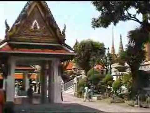 Sightseeing in Bangkok November 2002 part 2
