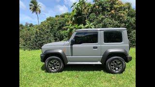2019 Suzuki Jimny Owner's Review