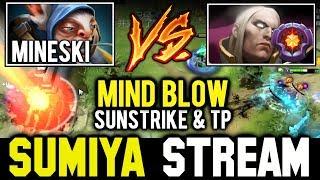 Mind Blowing Play! SUMIYA vs Mineski Carry | Sumiya Invoker Stream Moment #498
