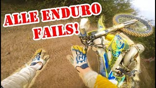 BEST OF Harzi Enduro FAILS!