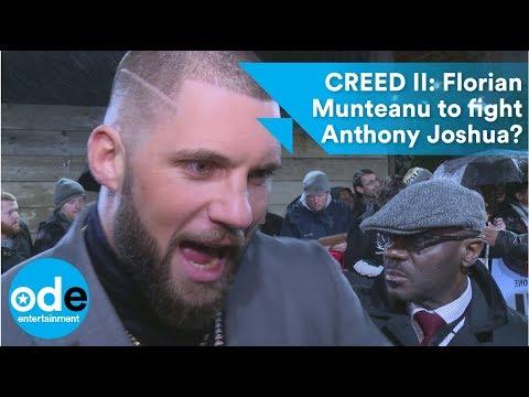 CREED II: Florian Munteanu to fight Anthony Joshua? en streaming