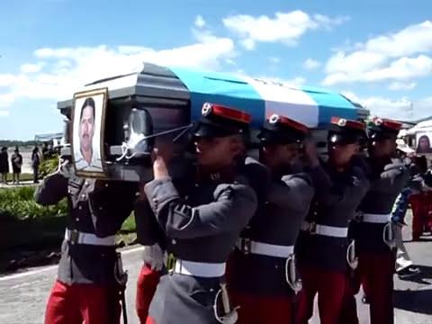 Repatrian cuerpos de guatemaltecos masacrados en Mé