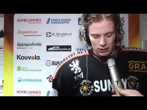 KooKoo:TV KooKoo-TUTO Hockey 2-3 JA, 1.v�lier�, ottelukooste 23.3.2015
