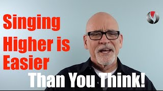 Ep 44 Singing Higher is Easier than You Think   Tip# 1 of 5