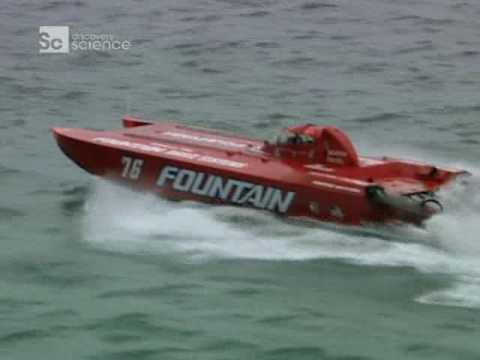 Экстремальные машины - Гоночные лодки - Power Boats