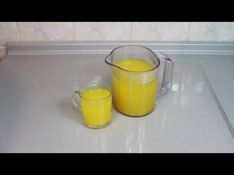 ВКУСНЫЙ: Как приготовить полезный сок ВСЕГО ТРЕМЯ АПЕЛЬСИНАМИ #47