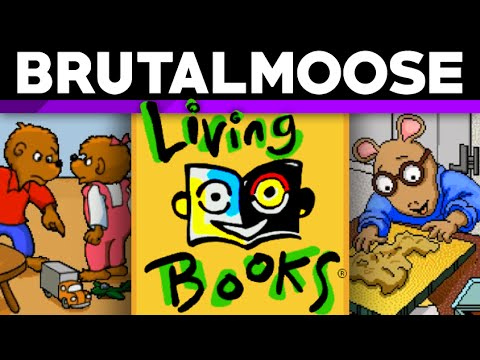 More Living Books - brutalmoose