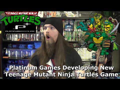 Platinum Games Developing New Teenage Mutant Ninja Turtles Game!!