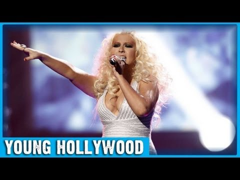 Christina Aguilera Announces AMAs Nominees!