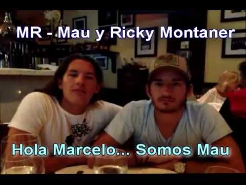 MR Mau y Ricky Montaner - Saludando por mi Cumple