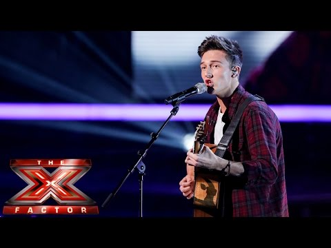 Jack Walton sings Rihanna's Only Girl In The World | Live Week 1 | The X Factor UK 2014