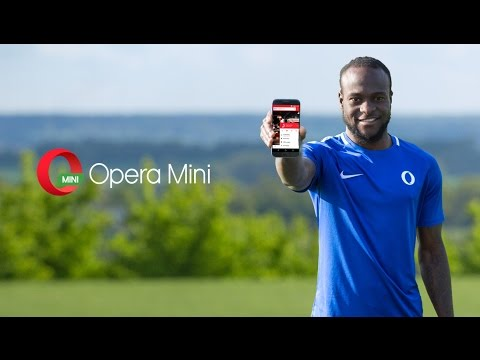 Victor Moses for Opera Mini browser
