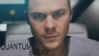 Quantum Break All Cutscenes Movie (Game Movie) FULL STORY