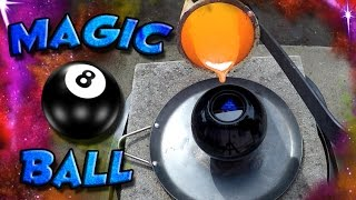 Molten Copper vs Magic 8 Ball