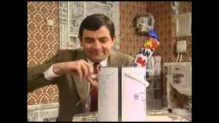 Mr.Bean - Bad Plan