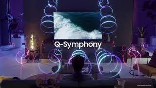 Neo QLED 8K: Q-Symphony | Samsung