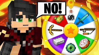 Minecraft Mystery Wheel! GOOD or BAD?