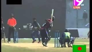 Shamsur Rahman 52(46) Vs Sylhet Royals BPL 2013