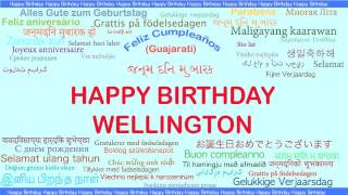 Wellington   Languages Idiomas