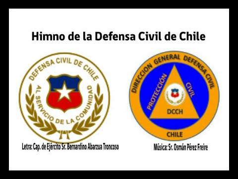 Himno de la Defensa Civil de Chile