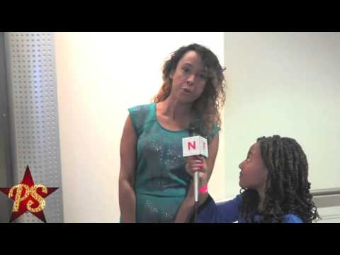 Trina McGee of Disney's Girl Meets World at 2015 Black Business Women Rock Conference