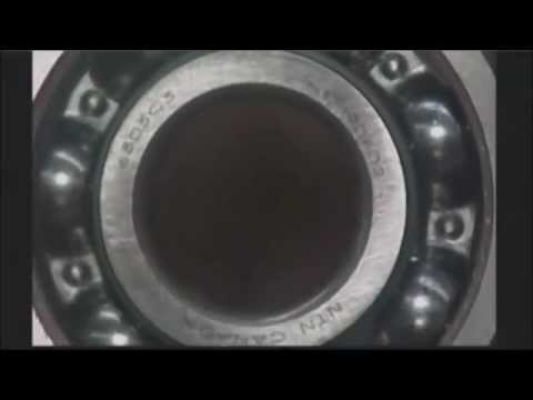 How a Pop Metric Bearing is Made!