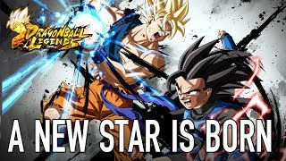 Dragon Ball Legends - iOS/Android - A new star is born (anouncement trailer)
