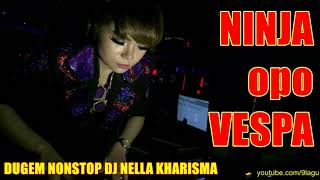 download lagu Dugem Ninja Opo Vespa - Dj Nella Kharisma Nonstop gratis