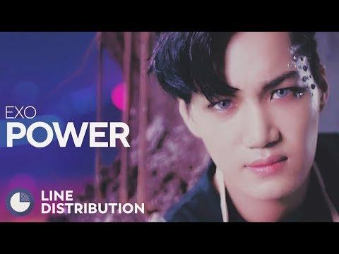EXO - Power Line Distribution MP3