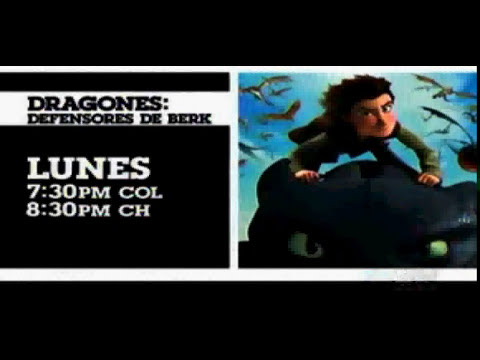 Cartoon Network LA  Dragones defensores de berk