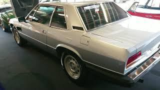 1981 Detomaso Longchamp
