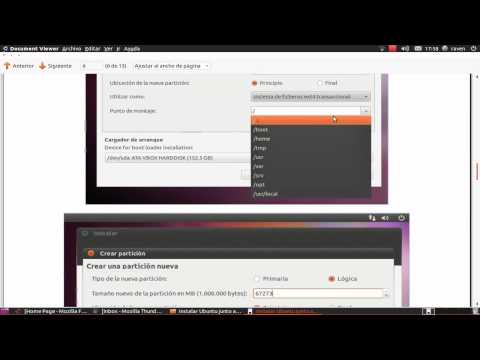 Tutorial Instalar Ubuntu 14.04 junto a Windows en modo avanzado Download