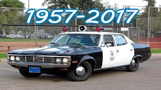Greatest American Police Cars Throughout Auto History
