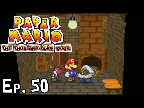 Paper Mario: The Thousand Year Door | Episode 50 - Salty