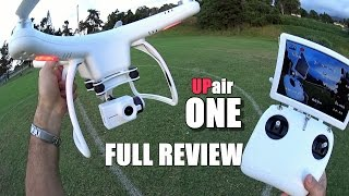 UPair ONE - Full Review - [Unbox, Inspection, Setup, Flight Test, Pros & Cons]