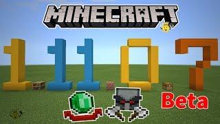⭐Nova Versão Minecraft 1.11.0.7 Beta❕Nova Animação