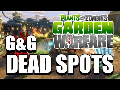Capture Gardens Easily - Garden And Graveyards Trick Tip Tutorial - PvZ Garden Warfare