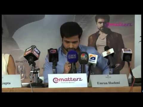 Jannat 2 World Premiere & Press Conference in Dubai