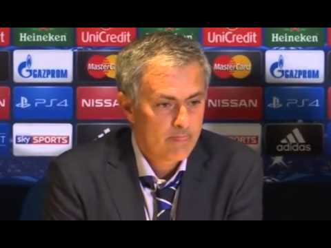 Chelsea's Jose Mourinho: we did everything we could to beat Schalke