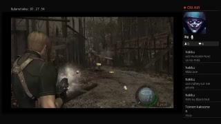 Resident evil 4 läpipeluu ep 1  (Ps4