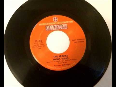 Sugar Sugar , The Archies , 1969 Vinyl 45rpm video